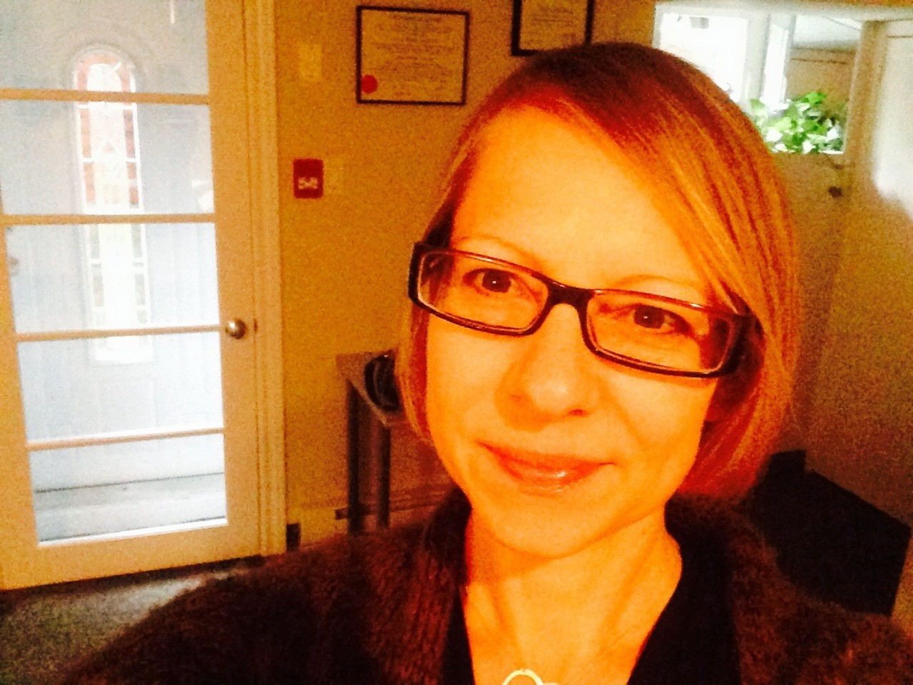 Karen Dougherty on David Peck's Face2Face Podcast