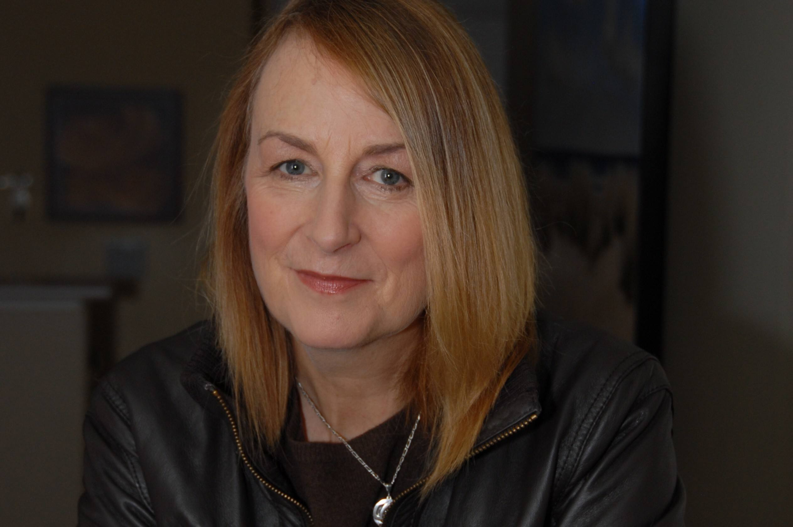 Helen Slinger, of the film Hold Your Fire, about police violence, joins David Peck on Face2Face