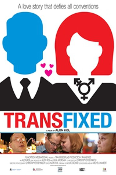 """Guest Alan Kol on Face2Face today talking about his movie """"Transfixed"""""""