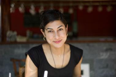 "Anjali Nayar talks about her film ""Gun Runners"" showing at Hot Docs in Toronto; interview by keynote speaker David Peck"
