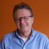 Journalist and documentary maker Ian Gill