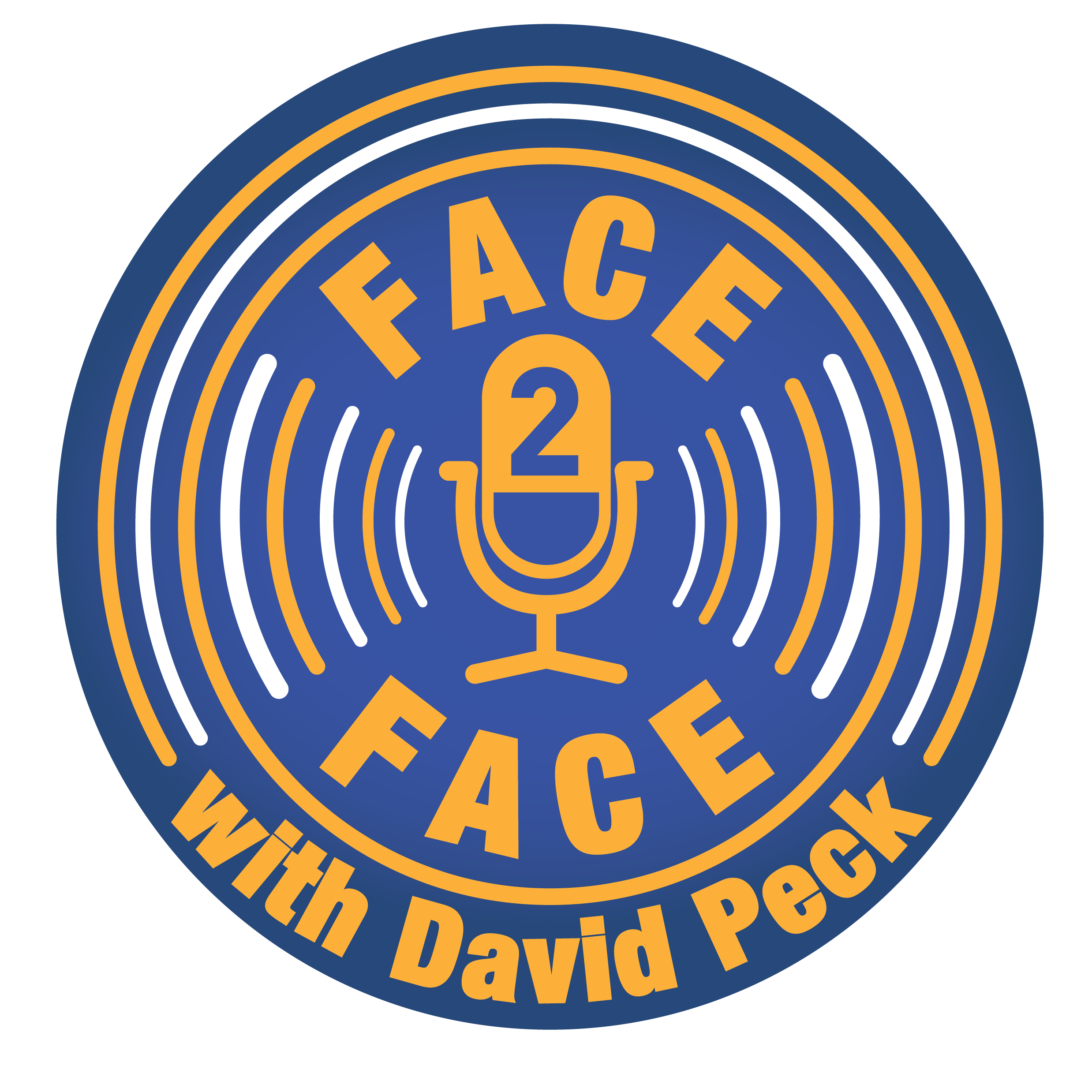 Face2Face, the podcast covering magic, philosophy, keynote speaking, human rights and everything in between, hosted by David Peck