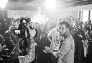 George Strombo on Face2Face