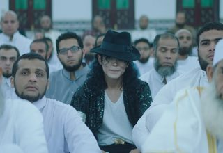 "Amr Salama talks about his film ""Sheikh Jackson"""