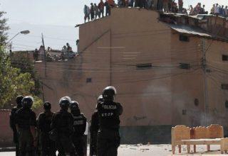 Cocaine Prison - Violeta Ayala talks about San Sebastian in Bolivia