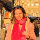SANA'A, YEMEN - The Star's National Security Reporter Michelle Shephard inside the Old City of Sana'a.