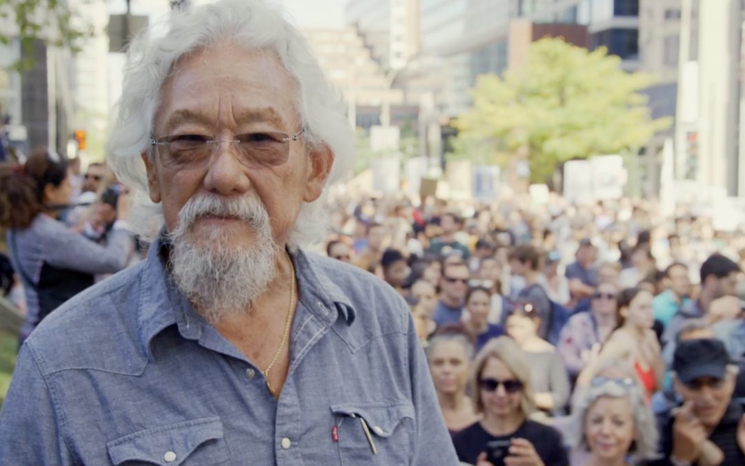 Episode 534 Climate Change, David Suzuki & Hope